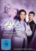 Saving Hope - Die Hoffnung stirbt zuletzt Die komplette dritte Staffel DVD-Box