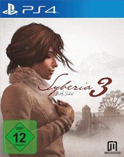 Syberia 3 (von Autor und Zeichner Benoit Sokal )