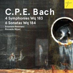 4 Sinfonien/6 Sonatas - Ensemble Resonanz/Minasi,Riccardo
