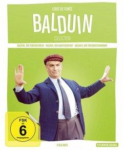 Louis de Funes - Baldiun Collection BLU-RAY Box - De Funes,Louis/Gabin,Jean