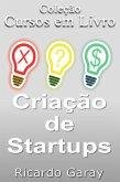 Criação de Startups (eBook, ePUB)