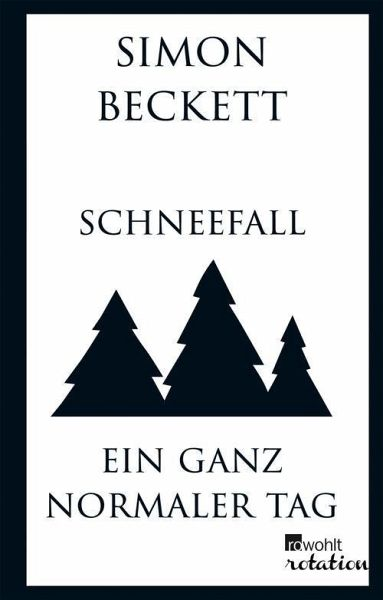 Schneefall & Ein ganz normaler Tag (eBook, ePUB) - Beckett, Simon