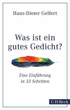 Was ist ein gutes Gedicht? (eBook, ePUB) - Gelfert, Hans-Dieter