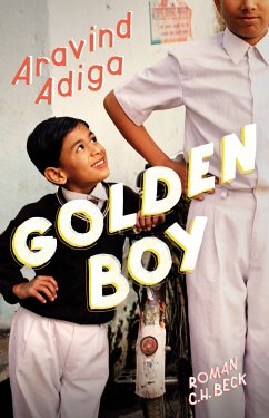 Golden Boy (eBook, ePUB) - Adiga, Aravind