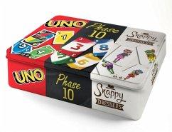 UNO / Phase 10 / Snappy Dressers (Spiel)