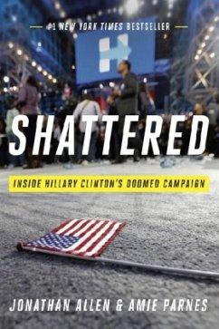 Shattered - Allen, Jonathan; Parnes, Amie
