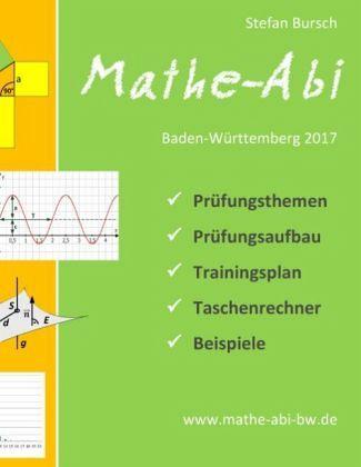 mathe abi baden w rttemberg 2017 von stefan bursch fachbuch b. Black Bedroom Furniture Sets. Home Design Ideas