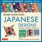 Origami Folding Papers Jumbo Pack: Japanese Designs