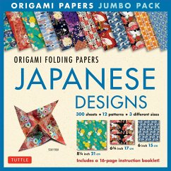 Origami Papers Jumbo Pack - Japanese Designs