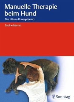 Manuelle Therapie beim Hund - Hárrer, Sabine