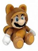 Nintendo Tanooki Mario Plüsch, ca. 22 cm