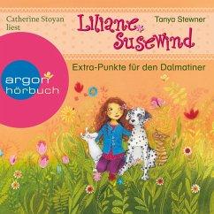 Extra-Punkte für den Dalmatiner / Liliane Susewind ab 6 Jahre Bd.5 (Ungekürzte Lesung mit Musik) (MP3-Download) - Stewner, Tanya