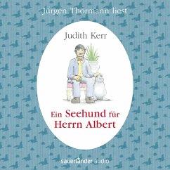 Ein Seehund für Herrn Albert (Ungekürzte Lesung mit Musik) (MP3-Download) - Kerr, Judith