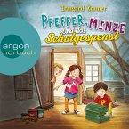 Pfeffer, Minze und das Schulgespenst (Ungekürzte Lesung mit Musik) (MP3-Download)