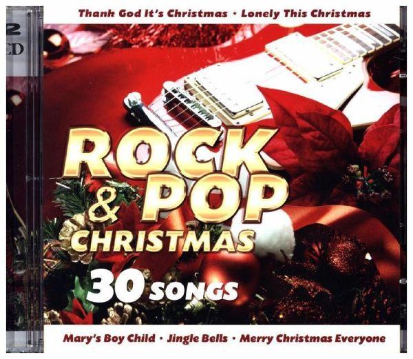 Hit Giganten Weihnachten.Rock Pop Christmas 30 Song