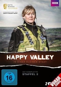 Happy Valley - In einer kleinen Stadt, Staffel 2 (2 Discs) - Lancashire,S./Finneran,S./Doyle,K./+