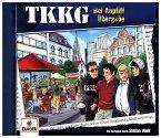 Ein Fall für TKKG - Bei Anpfiff Übergabe, 1 Audio-CD