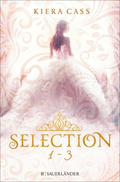 Selection - Band 1 bis 3 (eBook, ePUB) - Cass, Kiera