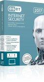 ESET Internet Security 2017 Edition (1 PC/1 Jahr)