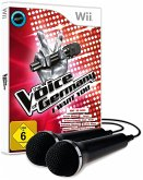 The Voice Of Germany: I Want You + 2 Mikrofone (Wii)