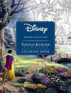 Disney Dreams Collection Thomas Kinkade Studios...