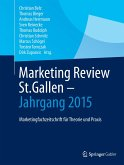 Marketing Review St. Gallen - Jahrgang 2015