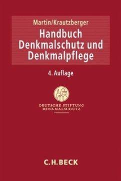 Handbuch Denkmalschutz und Denkmalpflege