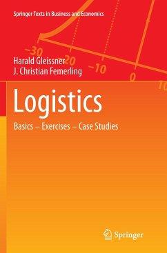 Logistics - Gleissner, Harald; Femerling, J. Christian