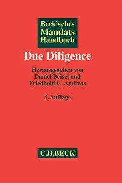 Beck´sches Mandatshandbuch Due Diligence