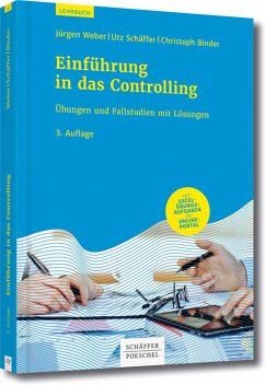 Einführung in das Controlling (eBook, PDF) - Weber, Jürgen; Schäffer, Utz; Binder, Christoph