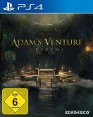 Adam's Venture - Origins