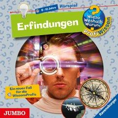 Erfindungen / Wieso? Weshalb? Warum? - Profiwissen Bd.17 (MP3-Download) - Kienle, Dela; Windecker, Jochen