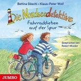 Fahrraddieben auf der Spur / Die Nordseedetektive Bd.4 (MP3-Download)