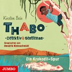 Die Krokodil-Spur / Thabo - Detektiv & Gentleman Bd.2 (MP3-Download)