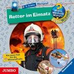 Retter Im Einsatz / Wieso? Weshalb? Warum? - Profiwissen Bd.10 (MP3-Download)