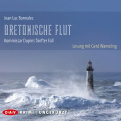 Bretonische Flut / Kommissar Dupin Bd.5 (MP3-Download) - Bannalec, Jean-Luc