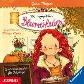 Zaubern ist nichts für Feiglinge / Der magische Blumenladen Bd.3 (MP3-Download)