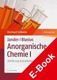 Jander/Blasius, Anorganische Chemie I (eBook, PDF)
