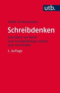 Schreibdenken - Scheuermann, Ulrike