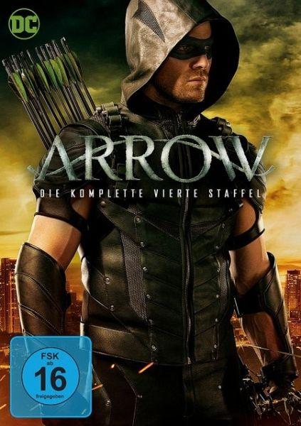Arrow Staffel 2 Dvd