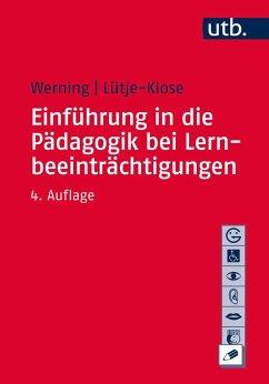 Einführung in die Pädagogik bei Lernbeeinträcht...