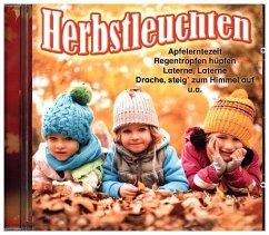 Herbstleuchten, 1 Audio-CD - Kiddys Corner Band