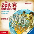 Falsches Spiel in Olympia / Die Zeitdetektive Bd.10 (MP3-Download)