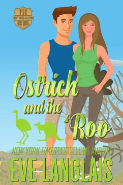 Ostrich and the ´Roo (Furry United Coalition, #6) (eBook, ePUB)