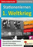 Stationenlernen 1. Weltkrieg (eBook, PDF)
