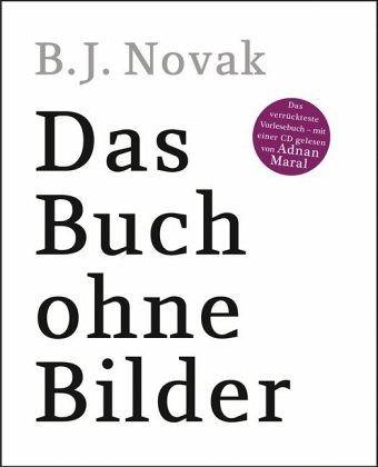 Das Buch ohne Bilder - Novak, B. J.
