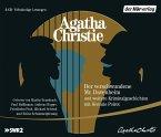 Der verschwundene Mr. Davenheim und weitere Kriminalgeschichten mit Hercule Poirot (3 Audio-CDs)
