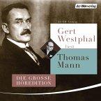 Gert Westphal liest Thomas Mann, 25 Audio-CDs