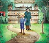 Der kleine Lord, 4 Audio-CDs