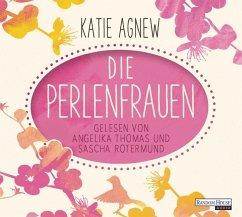 Die Perlenfrauen, 6 Audio-CDs - Agnew, Katie